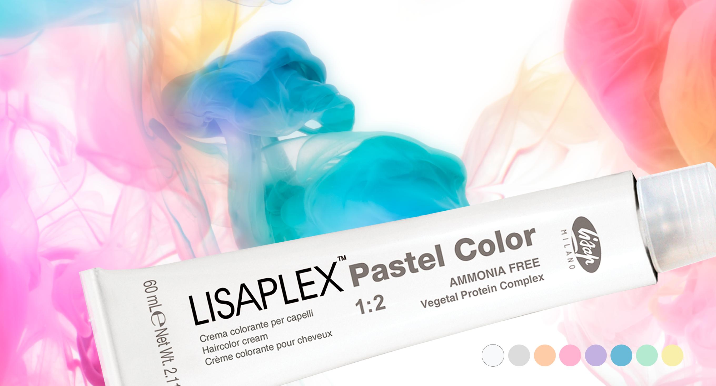 Lisaplex Pastel Color Lisaplex